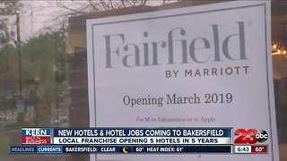 Kern Back In Business new hotel jobs opening