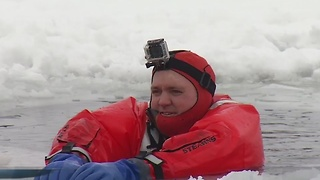 Ice Rescue Training - Video