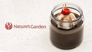 Make a Hot Fudge Brownie Candle with Natures Garden