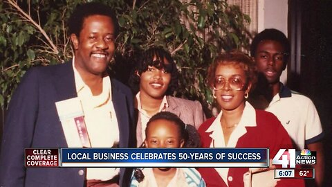 Local business celebrates 50 years of success