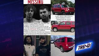 THE TREND: Flyer showing three missing people circulates Facebook - Video