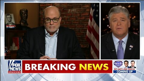 Mark Levin: There's No Evidence Of Trump Inciting An Insurrection