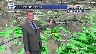 13 First Alert Las Vegas weather updated March 12 morning