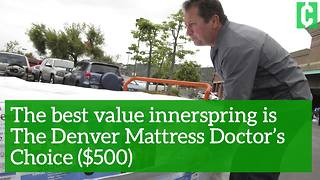 These are the best mattresses for your money! - Video