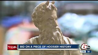 Bid on a piece of Hoosier history at EBTH auction in Indianapolis - Video