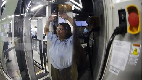 TSA body scanners may trigger false alarms with black hairstyles