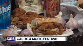 Garlic & Music Festival - Video