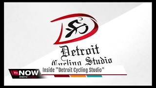 Inside Detroit Cycling Studio - Video