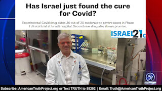 Israel Announces 100% Cure for Covid!