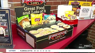 Firehouse Subs benefit Public Safety Foundation through National Meatball Day
