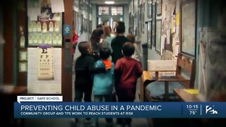 Preventing child abuse in a pandemic