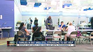 FEMA Spanish speaking representatives available to help residents who don't speak English - Video