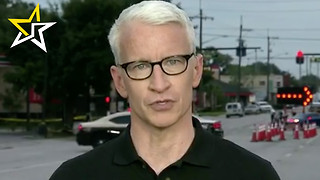 Anderson Cooper Fights Back Tears As He Reads The Names Of The Orlando Mass Shooting Victims - Video