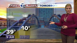 7 First Alert Forecast 1023 - Noon - Video