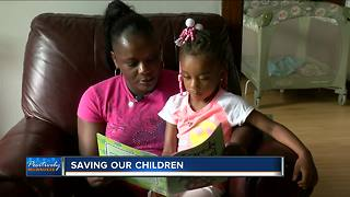 Saving Our Children: Local program helps homeless moms - Video
