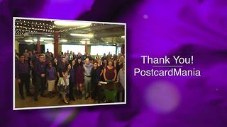 PostcardMania: 2017 Taking Action Against Domestic Violence - Video