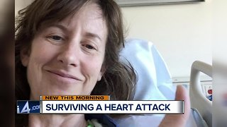 Tips for surviving a heart attack