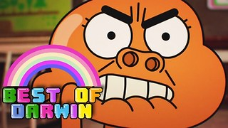 Top 7 Darwin Moments in The Amazing World of Gumball - Video