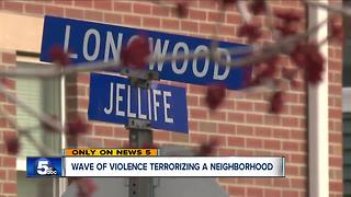 String of violence hits Cleveland neighborhood, police say outsides are to blame