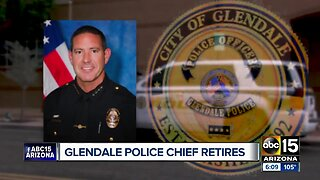 Glendale police chief retires