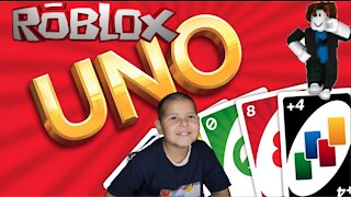 Uno Roblox Gameplay