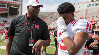 Keyshawn Johnson PULLS Son from Nebraska Football Team for Smoking Weed - Video