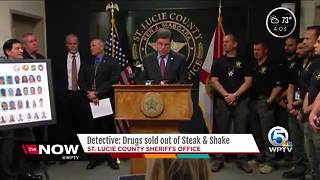 More than 40 arrested in lengthy drug investigation in St. Lucie County - Video