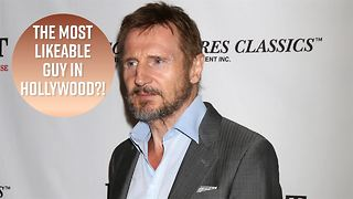 Liam Neeson is as popular as it gets in Hollywood - Video