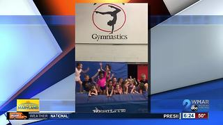 Good morning from ACPR Gymnastics! - Video