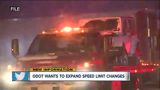 ODOT wants to expand speed limit changes