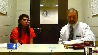 Greenleaf woman charged for allegedly driving drunk, hitting Ashwaubenon officer - Video