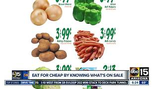 Fill your grocery basket with these great deals