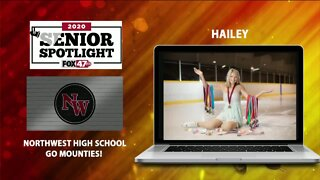 Northwest High School Senior Spotlight - Hailey