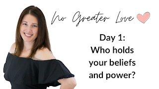 Who Controls Your Beliefs & Power?