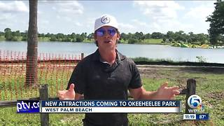 New cable wakeboard park coming to Okeeheelee - Video