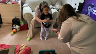 Kansas City-area nurse receives 'Hero Award' for her dedication to 7-year-old with Dysphagia