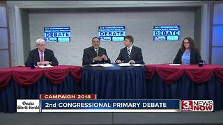 CLOSING STATEMENTS: 2nd Congressional district Democratic primary debate - Video