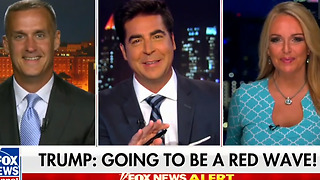 Judge Jeanine Pirro hits Jesse Watters for joking about Trump not mentioning her at rally - Video