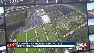 Collier County opening more hotels - Video