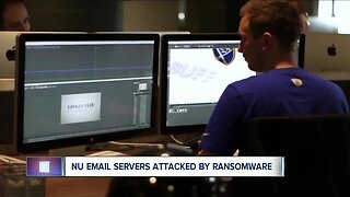 NU email servers attacked by ransomware