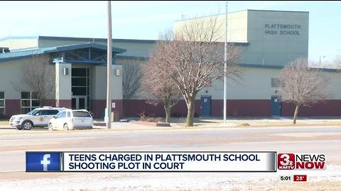 Plattsmouth teens put on house arrest following threats made about shooting up high school