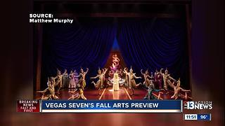 Vegas Seven Magazine's Fall arts preview - Video