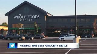 Finding the best grocery deals - Video