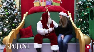 A Very Jewish Christmas: Meeting Santa