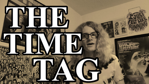 #TimeTravelersTag (NEW TAG SERIES)