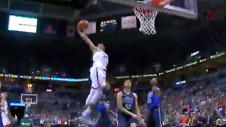 The 'Greek Freak' Takes Flight With Jordan-Like Dunk - Video