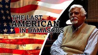 The last American in Damascus