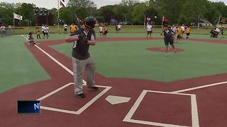 Great Outdoors: Miracle League allows everyone to 'play ball' - Video