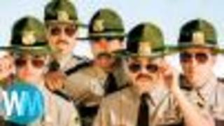 Top 5 Hilarious Super Troopers Moments - Video