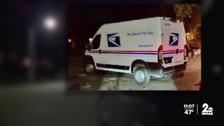 Three Baltimore delivery drivers targeted in robberies within days apart